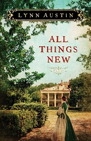 book cover of All Things New