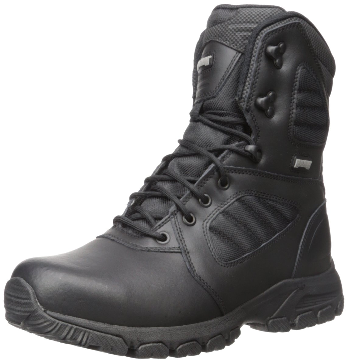 Magnum Men's Response III 8'' Steel Toe Military and Tactical Boot, Black, 15 M US