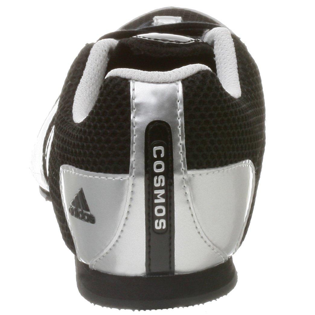 adidas Men's Cosmos 07 Track Shoe,Black/Metsilver/Blk,7.5 M by adidas (Image #3)