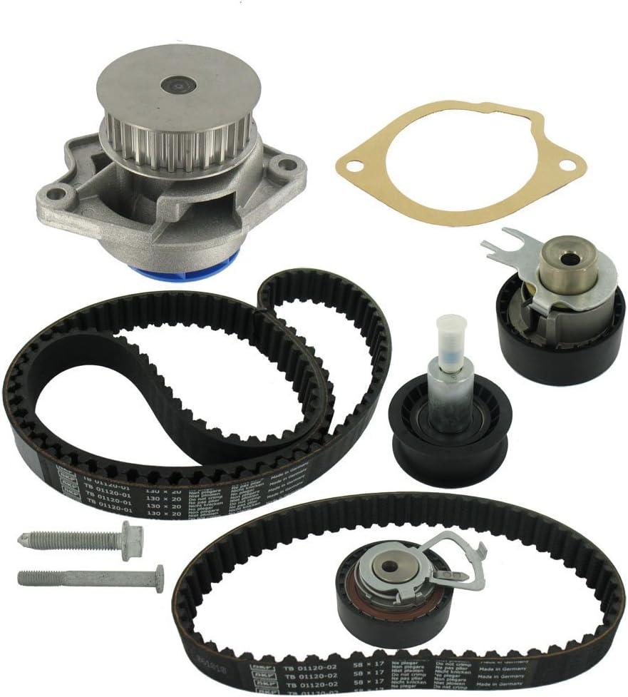 SKF VKMC 03111 Kit de distribution avec pompe /à eau
