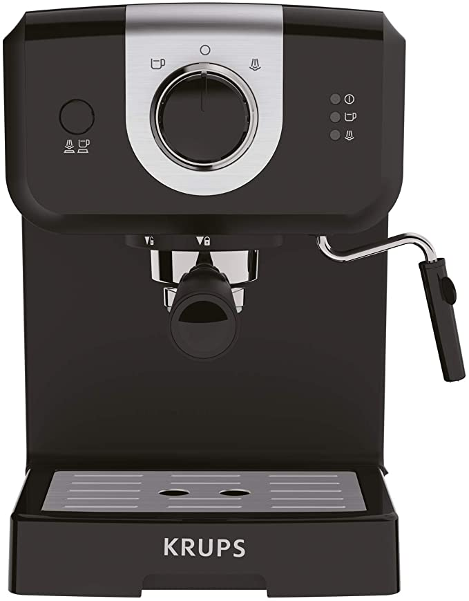 KRUPS 15-BAR Pump Espresso Coffee Maker