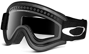 oakley mens ski goggles  Amazon.com : Oakley E Snow Goggles(Black/Clear) : Ski Goggles ...