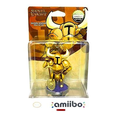 Shovel Knight: Treasure Trove Amiibo Gold Edition: Toys & Games