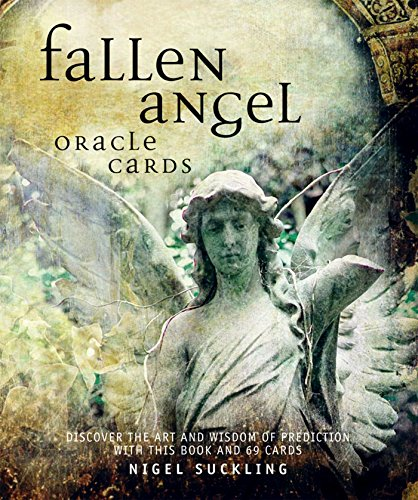 Fallen Angels Oracle Cards (72 cards) by CICO Books