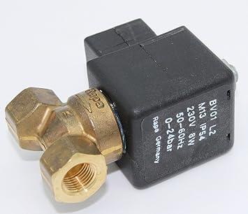 Magnetventil Ol Rapa 1 8 Bv 01 L2 2 2 Wege Brenner Z B Giersch