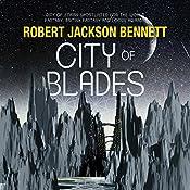 City of Blades: The Divine Cities, Book 2 | Robert Jackson Bennett
