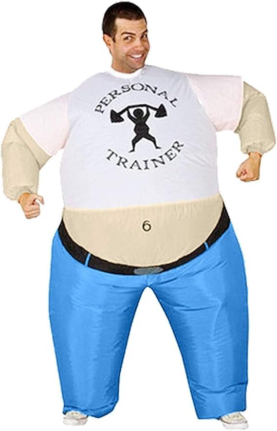 Cosplay Adulto De Halloween Popeye Divertido Gordo Sumo Fitness ...