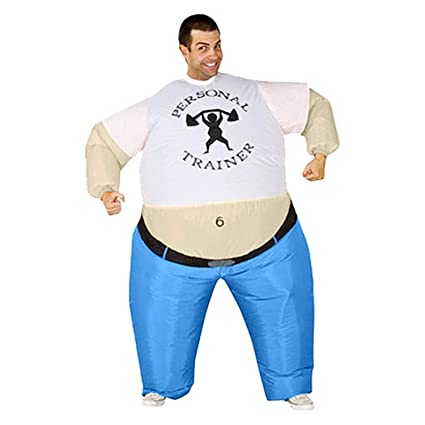 Cosplay Adulto De Halloween Popeye Divertido Gordo Sumo ...