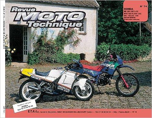 Téléchargements gratuits de livres audio pour Kindle Fire Revue technique de la Moto, numéro 74 : Honda NS 125 r et MTX 125, 1987-1989 PDF CHM ePub