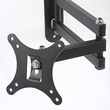 CTL - Brazo giratorio para televisor de plasma/LED/LCD para pared ...