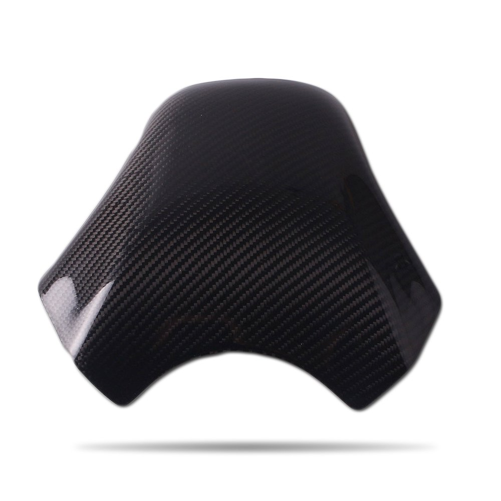 GZYF Carbon Fiber Fuel Gas Tank Cover Protector For Kawasaki Ninja ZX10R 2004 2005