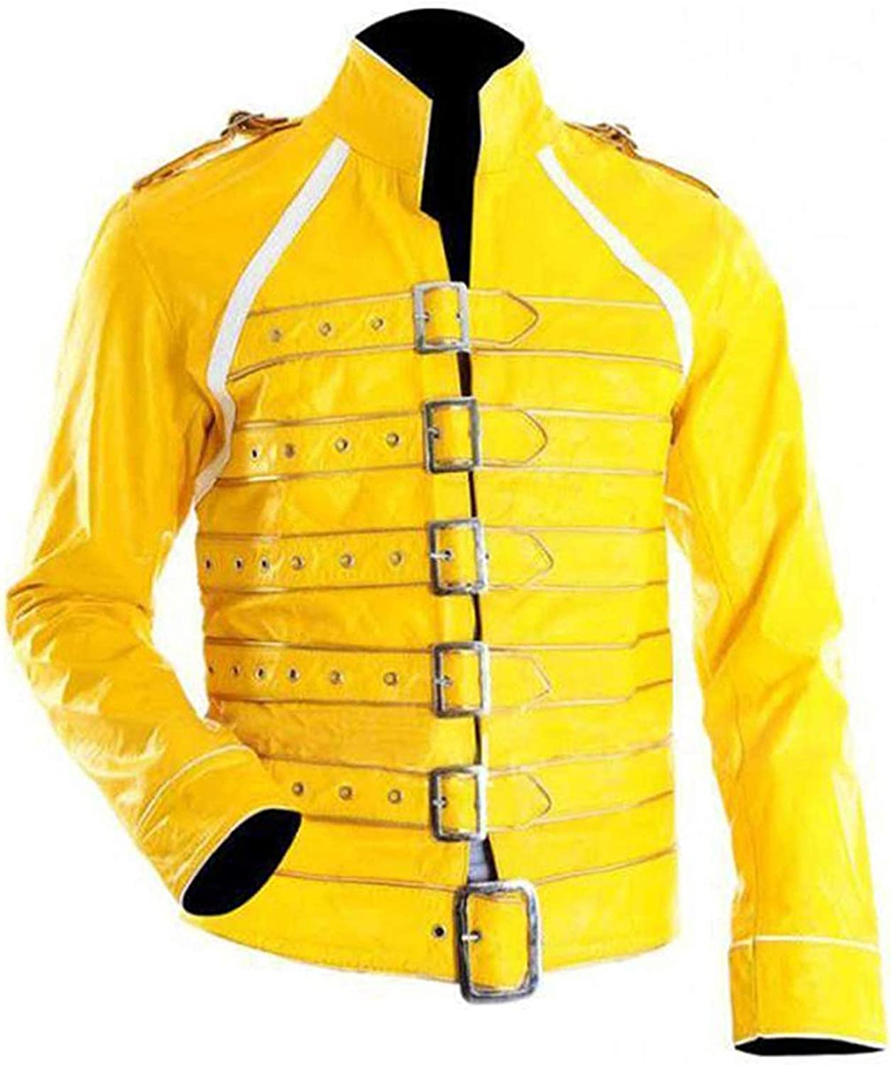 Hwear Freddie Mercury Ultimate Collection - Chaqueta de Piel para ...