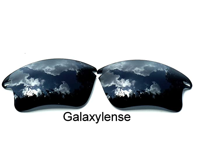 7bcecf93999 Galaxy Replacement Lenses for Oakley Fast Jacket XL Black Color Polarized
