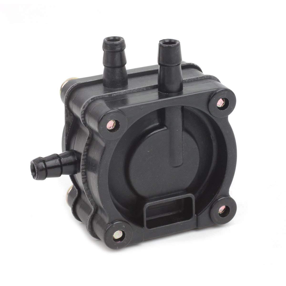 Amhousejoy 35787A Fuel Pump Fits Tecumseh OHM120 OHV110 125 130 135 140 150 160 170 175 180 OV358EA 490EA 691EA