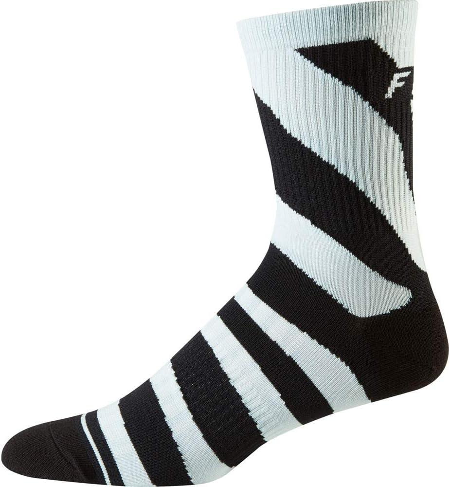 Socks Fox 4 Trail Black L//Xl