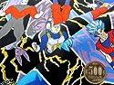 キャラクター 生地 はぎれ ハギレ 40cm ドラゴンボール超(スーパー)(黒)#4( 手芸 生地 キャラクター 布 ピロル )