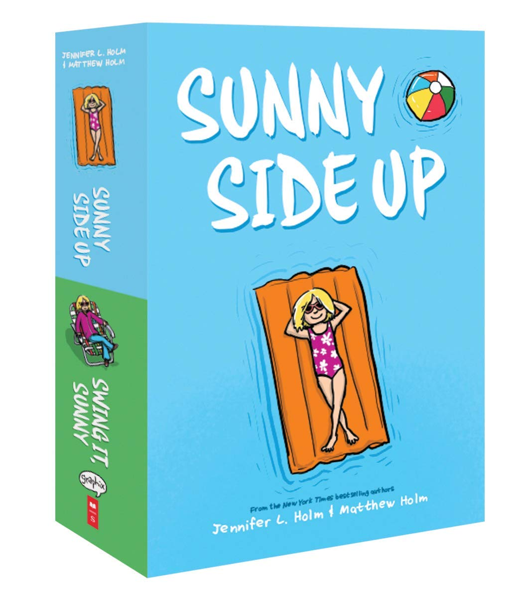 Sunny Side Up And Swing It Sunny  The Box Set