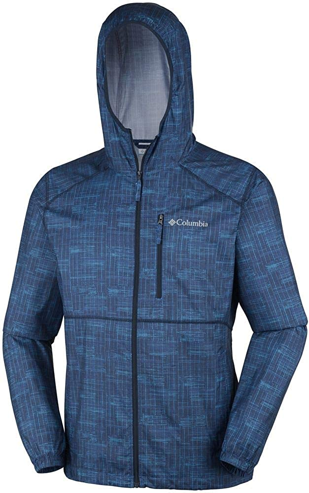 Columbia Flash Forward Windbreaker Print Herren Jacke
