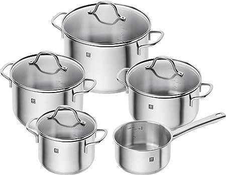 Zwilling 71030-000-0 Flow - Batería de cocina (5 piezas ...