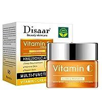 DISAAR BEAUTY Vitamin С Cream Glow Moisturizing Hyaluronic Acid Nourishment Multi-Function Essence 50ml