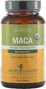 Herb Pharm Maca Powder 7oz