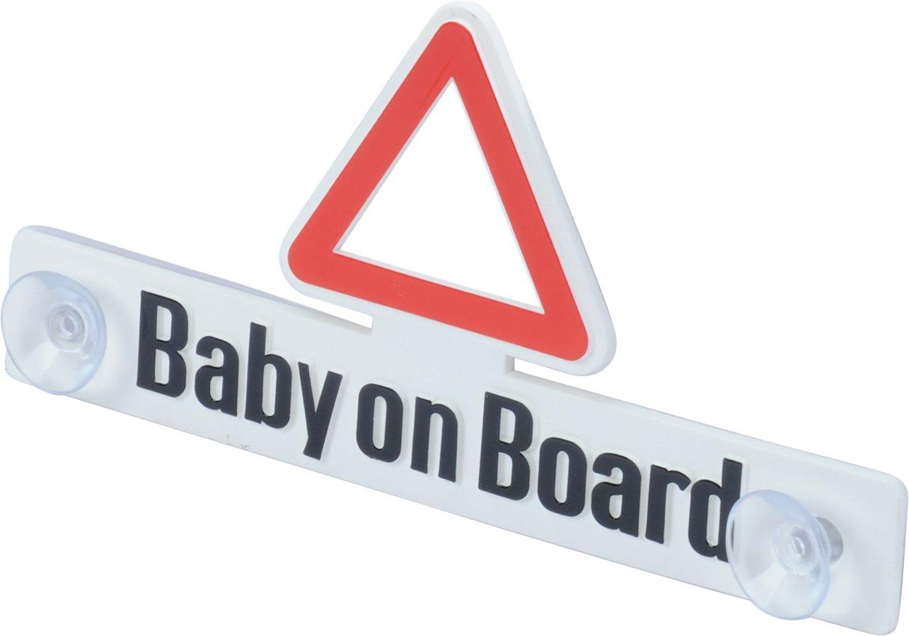 HR autocomfort emblem baby relief double ventouse le logo baby bordon