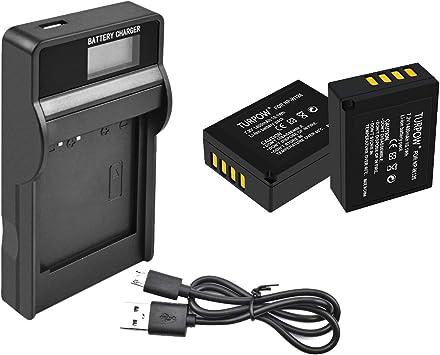 Chargeur de Batterie Appareil Photo Fujifilm NP-W126 X-T1 X-T10 X-Pro1 HS50 Exr