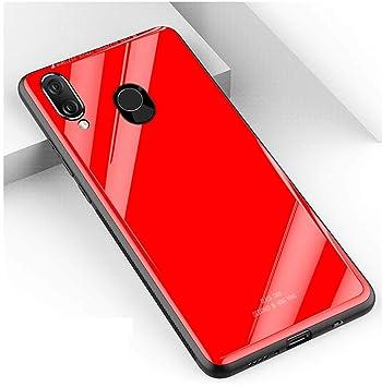 WUFONG Funda para Samsung Galaxy M10,el Marco Suave de TPU+la ...