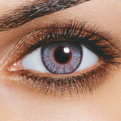 Alcon FreshLook One Day Gray Tageslinsen weich, 10 Stück / BC 8.6 mm / DIA 13.8 / 0 Dioptrien