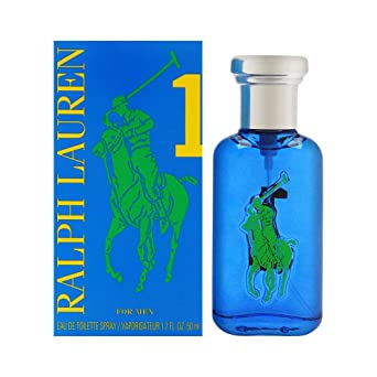 Ralph Lauren Big Pony Blue Et 50 Vp - 50 Mililitros: Amazon.es