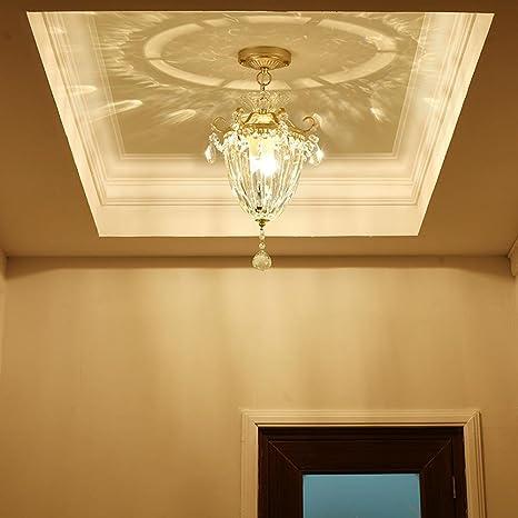 Moderne K9 Cristal Plafond Creative Plafond Lampe Personnalisé Mode ...