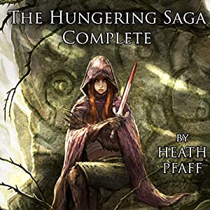 The Hungering Saga Complete Audiobook