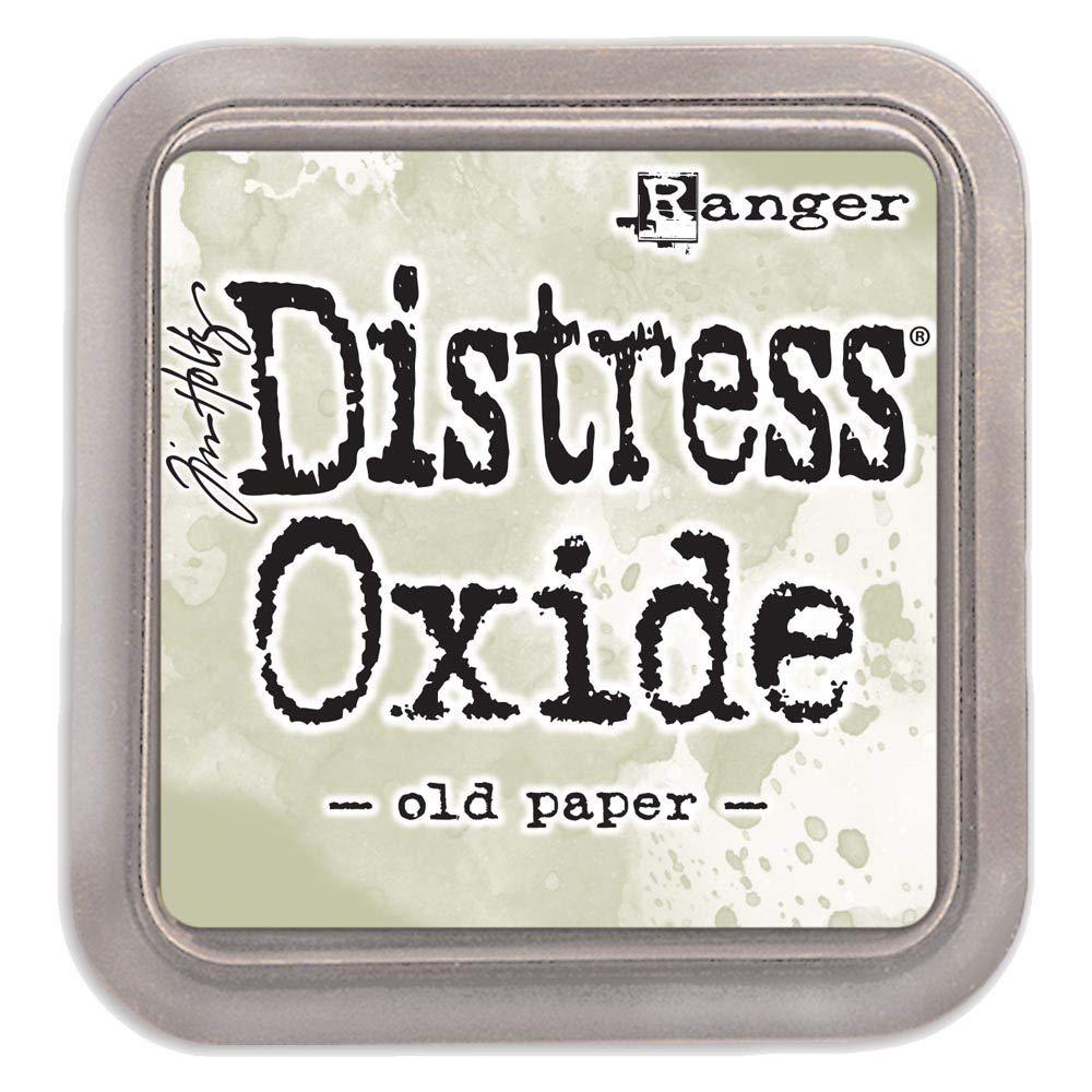 (Old Paper) - Tim Holtz Distress Oxides Ink Pad   B07FPTDLNX