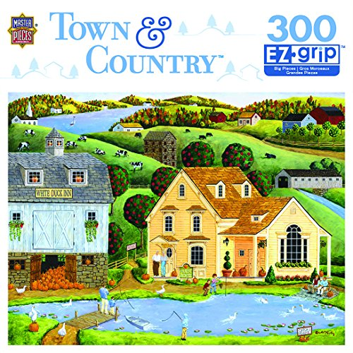 masterpieces-town-and-country-the-white-duck-inn-ez-grip-puzzle-300-piece