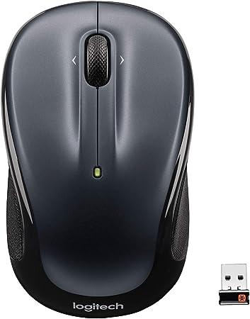 Logitech M325 Wireless Mouse 2 4 Ghz Connection Via Computers Accessories