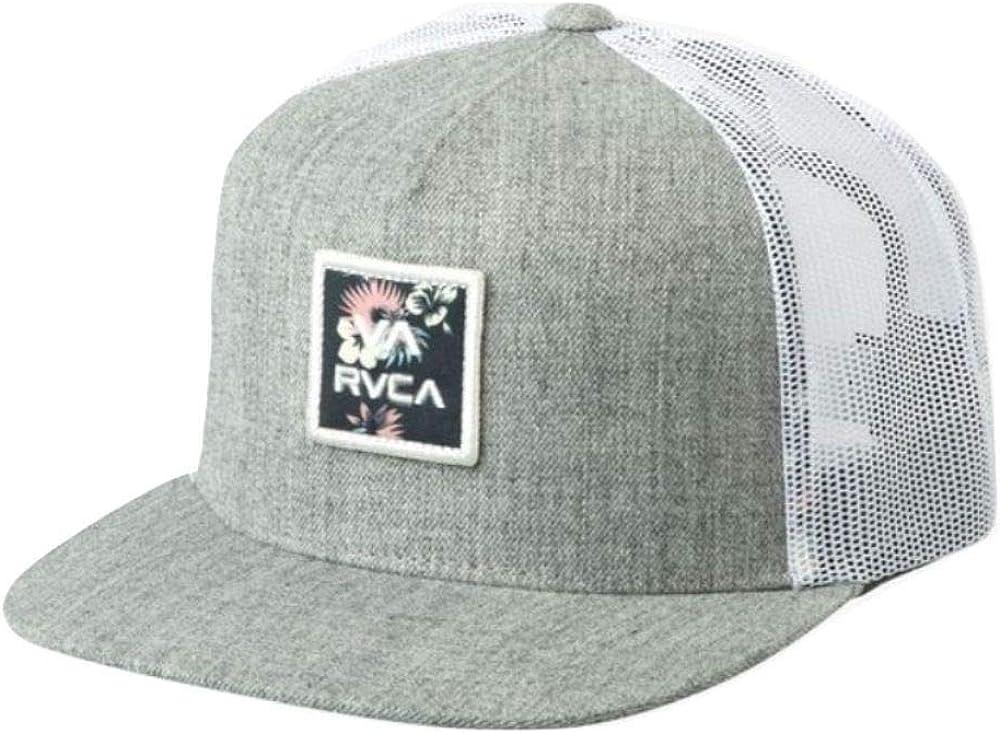 RVCA Mens Va All The Way Trucker Hat