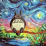 Best Wall Pops Friends Photos - Print Starry Night artwork van Gogh Never Met Review