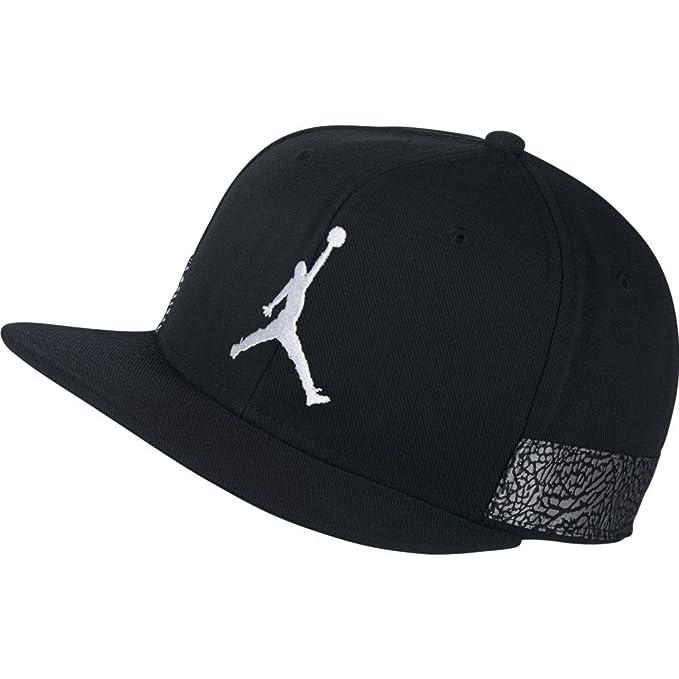 Nike Air Jordan Pro Jordan 3 Hat, Gorra Unisex