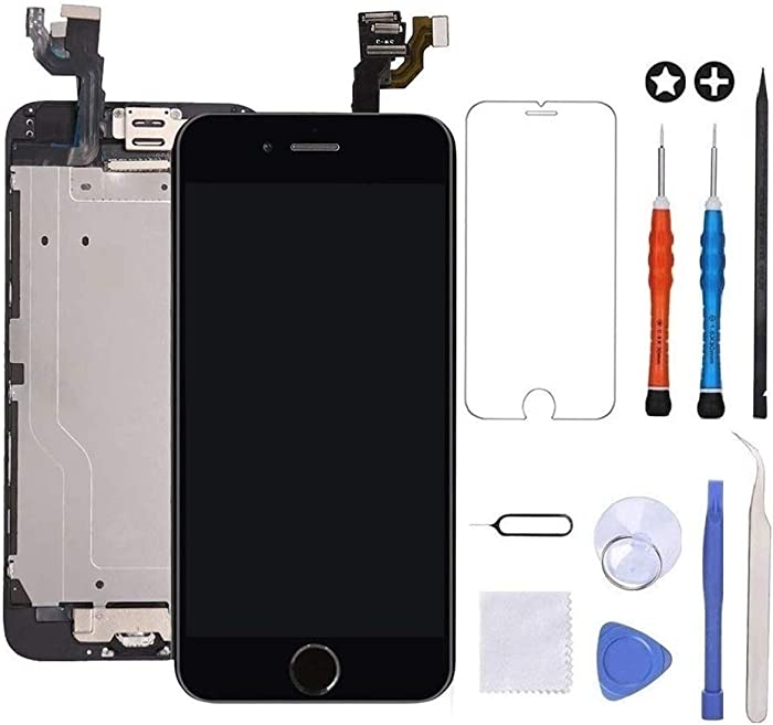 The Best Iphone 6 Replacement Screen Black Home Kit