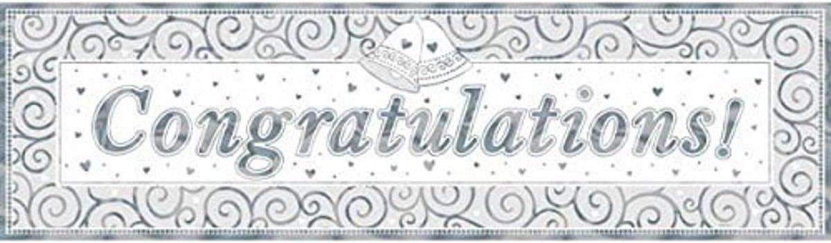 Thank You Banner Wedding Banner Block Letters Engagement Banner Wedding Sign