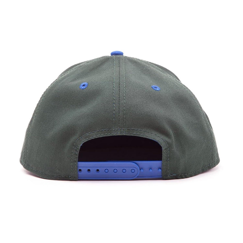 Nintendo Légende De Blindage Métallique Hylian Zelda Snapback Casquette Bleu, Vert, Une Taille Meroncourt