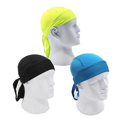 Fits Under Helmets Skull Cap//Helmet Liner//Thermal Running Beanie Hat