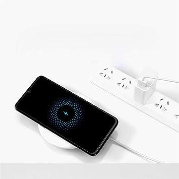 Amazon.com: Para Xiaomi Qi 20 W cargador inalámbrico rápido ...