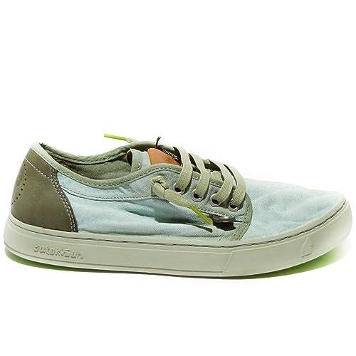 Satorisan - Zapatillas de Lona para hombre Verde Vergri 38 Verde Size: EU 46: Amazon.es: Zapatos y complementos