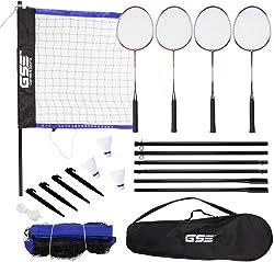 Games and Sports Expert Recreational Badminton Set