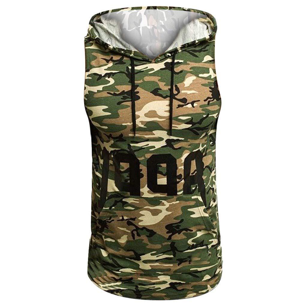 iHPH7 Mens Tank Top Tee Shirt Sport Fitness Vest #19052641