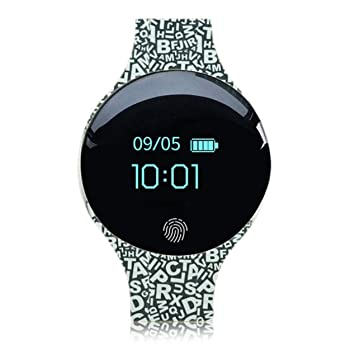 Smart Watch Bluetooth Smartwatch Reloj con pantalla táctil Reloj ...