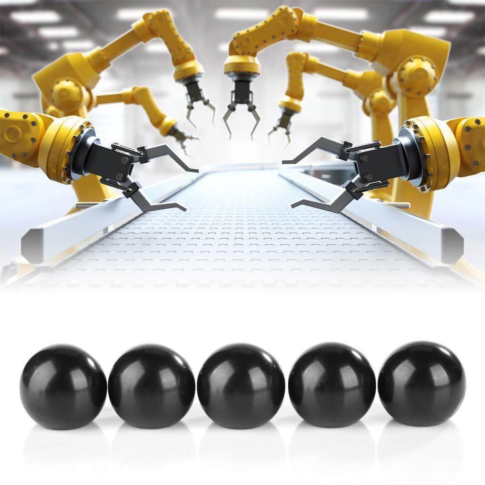 3.15 Lg. Ball Design 1 Each 3//8-16 x .78 Stainless Steel Kipp Adjustable Handle