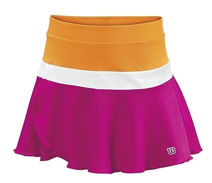 Wilson Sweet Success Falda Vestido para niña, Color Naranja ...