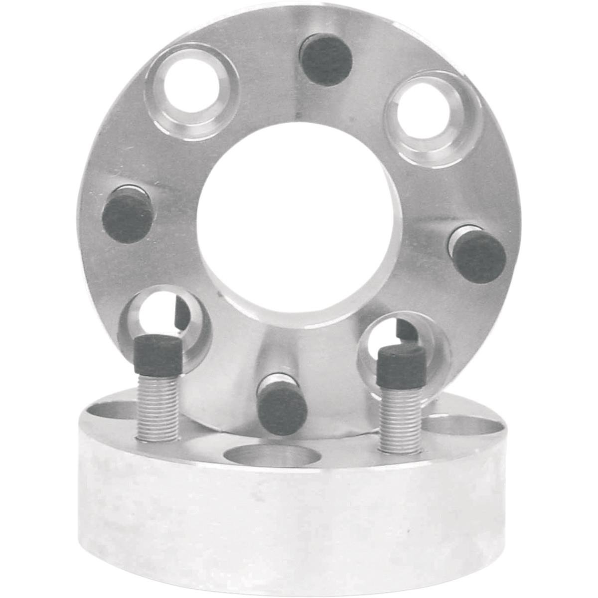 High Lifter Wheel Spacers One Pair 2 4//115 10mmx1.25